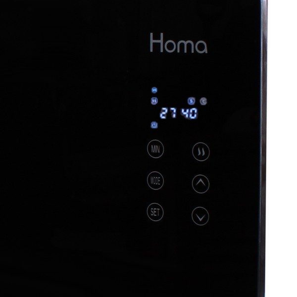 Конвекторна печка панел стъклен HOMA PH-2029-G