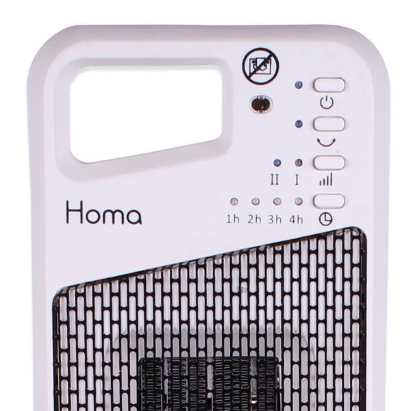 Печка керамична тип Кула HOMA TCH-2088T