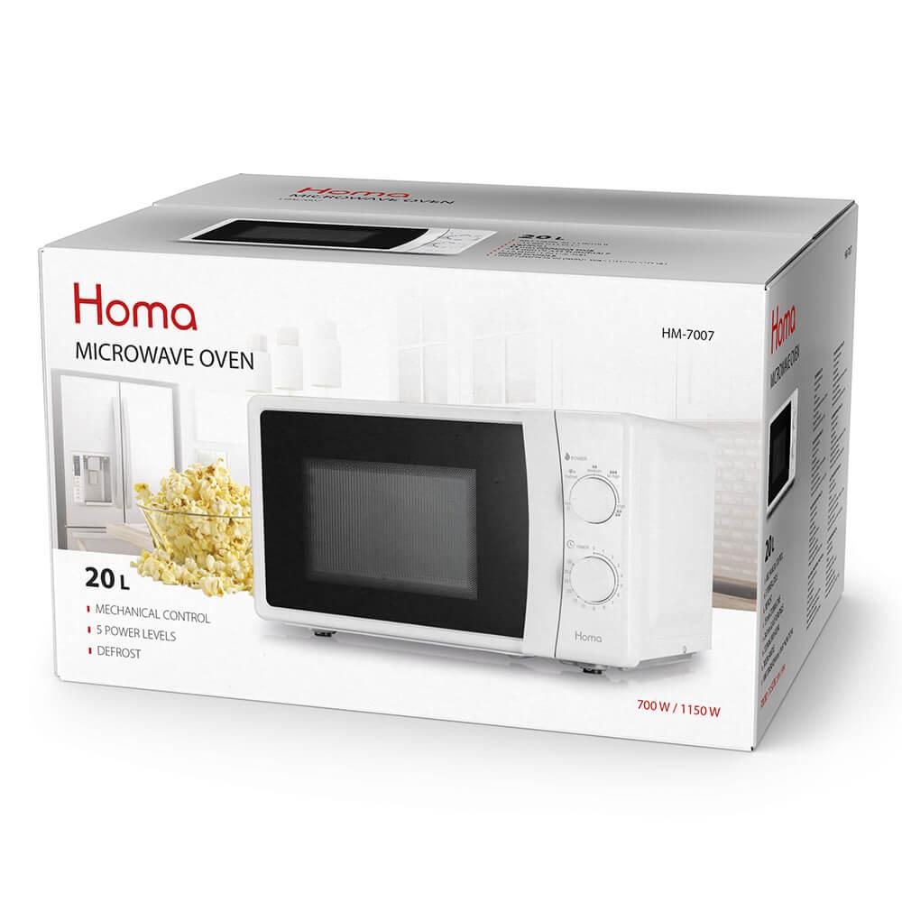 Микровълнова фурна HOMA HMW-7007