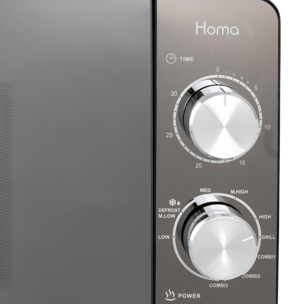 Микровълнова фурна HOMA HMW-7017GM