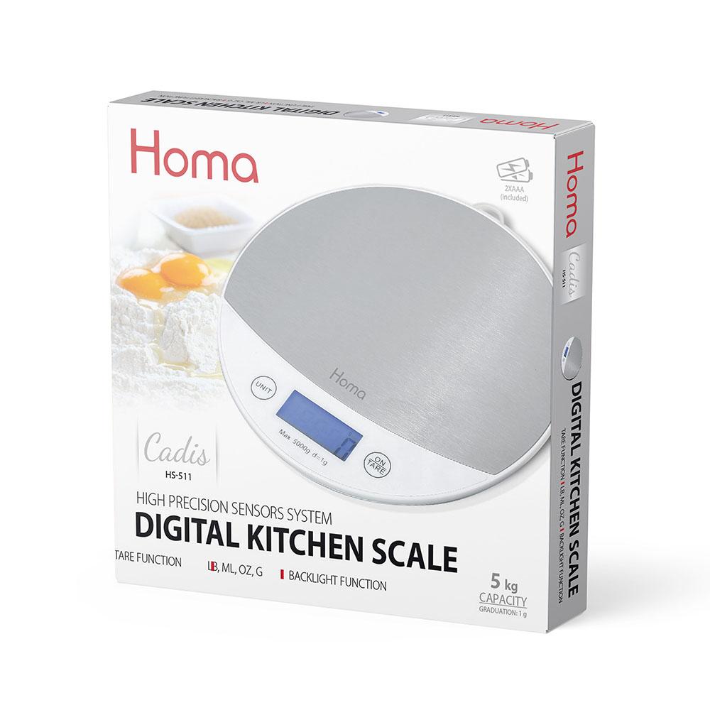 Везна кухненска HOMA HS-511 CADIS