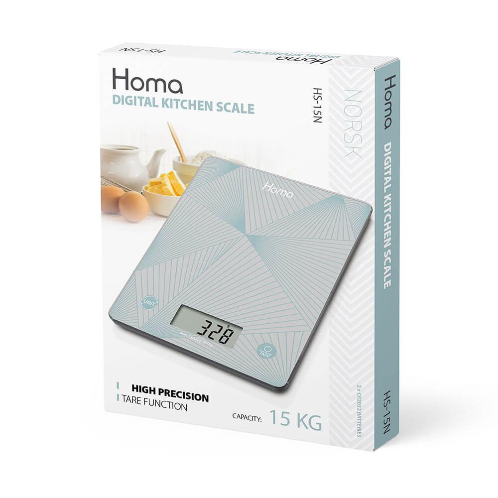 Везна кухненска HOMA HS-15N NORSK